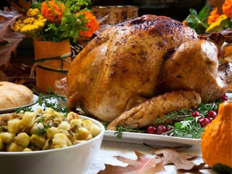 Traditional Turkey & House-made Stuffing
